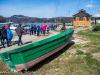 Rejs statkiem po Jeziorze Rożnowskim